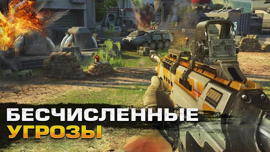 Игры симулятор снайпера скачать