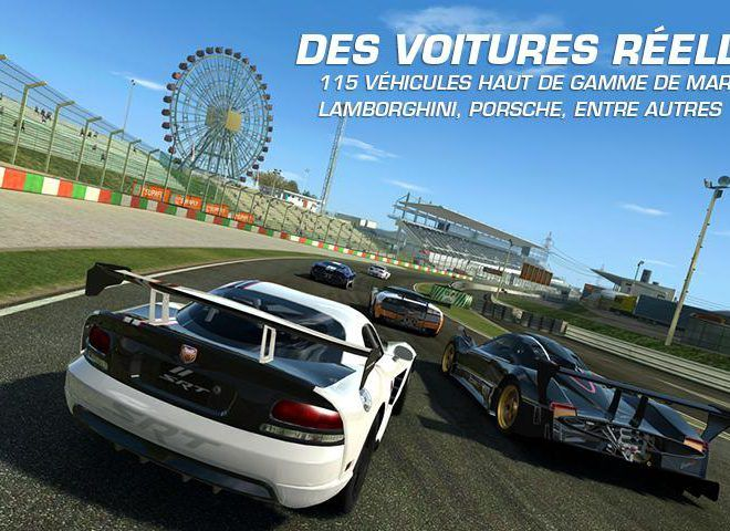 Gioca Real Racing 3 on PC 4