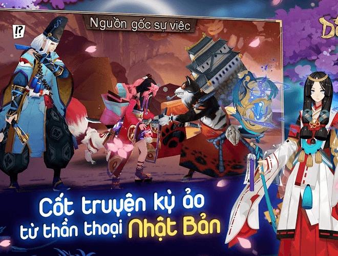 Chơi Âm Dương Sư – Onmyoji on PC 12