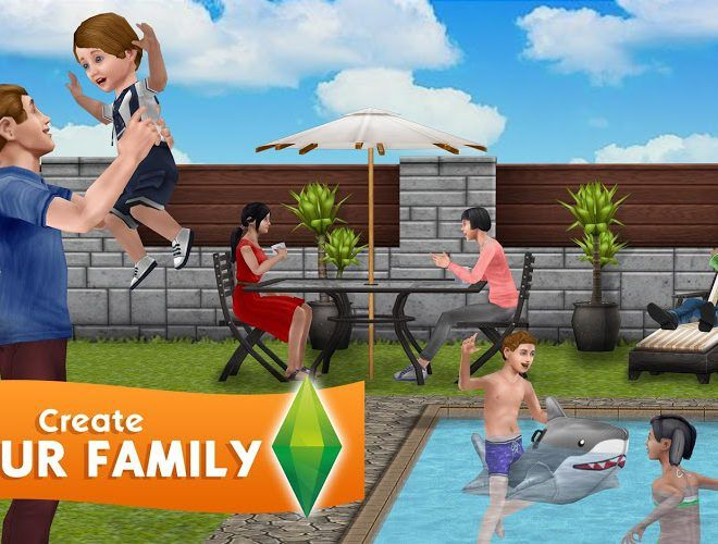Main The Sims Freeplay on PC 6