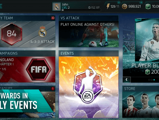 Play Fifa Mobile on PC 13