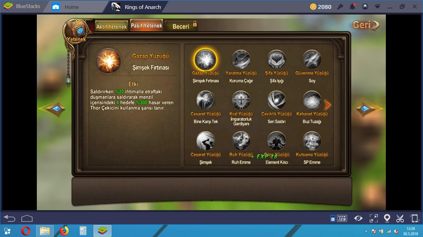 Rings of Anarchy Kahraman Sınıfları Rehberi