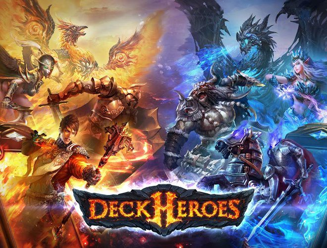 Play Deck Heroes on pc 3