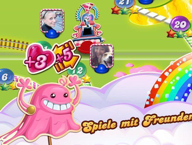 Spielen Candy Crush on pc 18