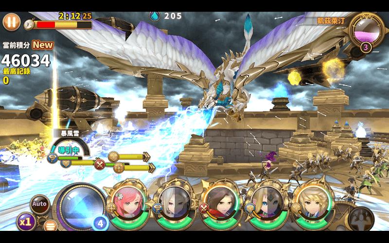 暢玩 神殿戰記- 原創奇幻冒險RPG PC版 9