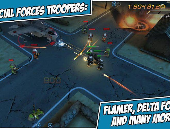 Играй Tiny Troopers 2 На ПК 15