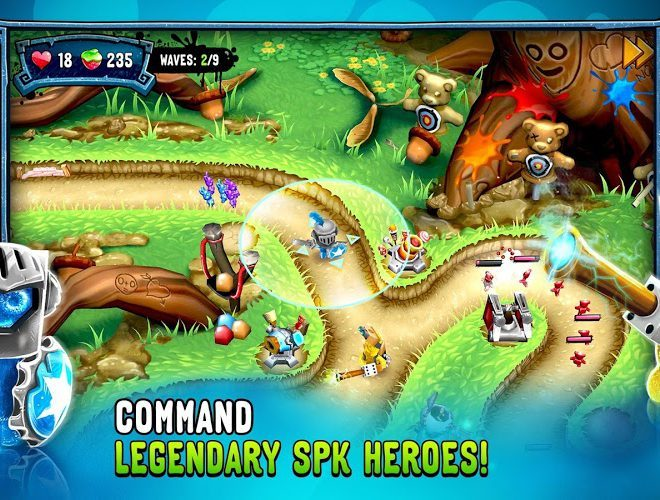 Play Sour Patch Kids: Candy Defense on PC 4