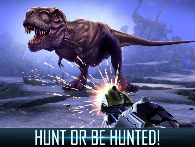 Play Dino Hunter on PC 3