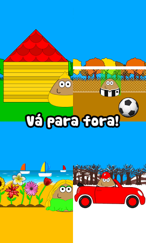Jogue Pou on pc 6