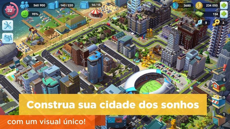 Jogue SimCity BuildIt para PC 3