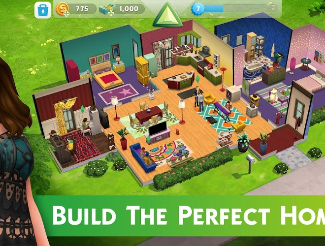 เล่น The Sims Mobile on PC 4