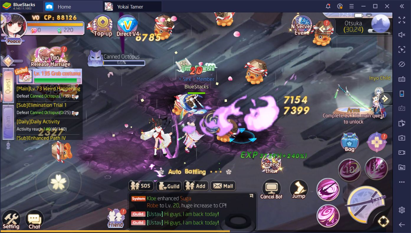 Yokai Tamer on PC: Tips and Tricks for Beginners