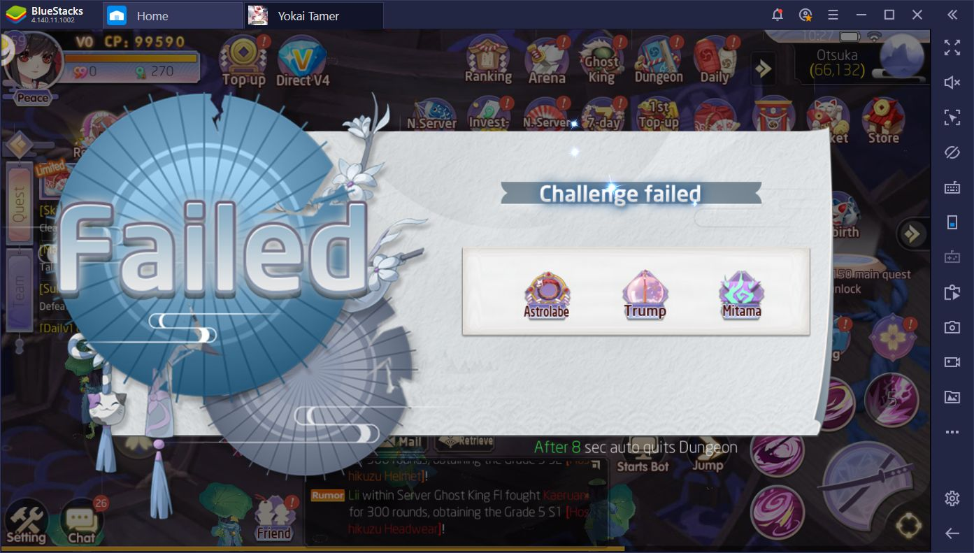 Leveling up is one of the most important parts of Yokai Tamer. Read this guide to learn the best ways to level up fast in this mobile MMORPG.