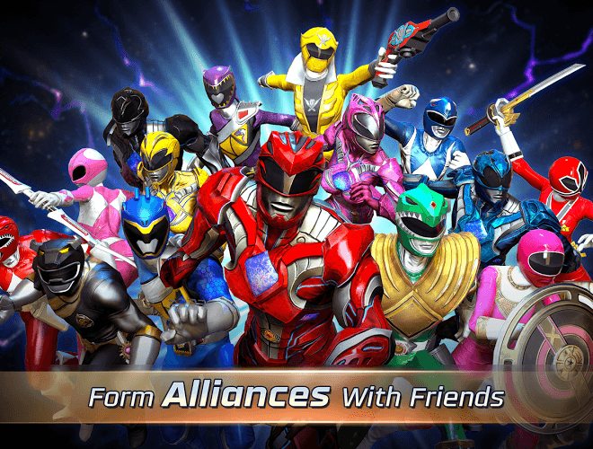 Play Power Rangers: Legacy Wars on pc 14