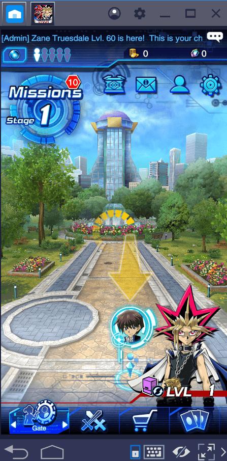 Guia para iniciantes em Yu-Gi-Oh! Duel Links