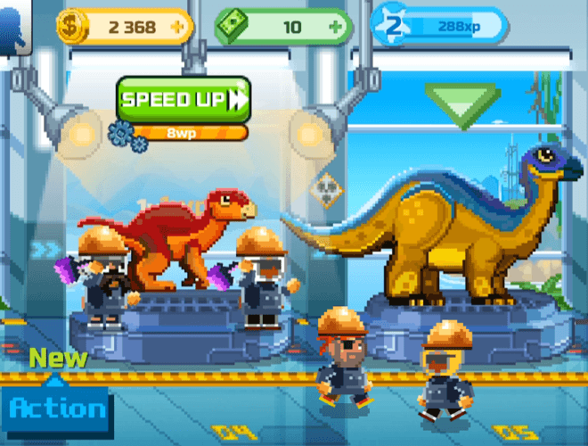 Play Dino Factory on pc 13