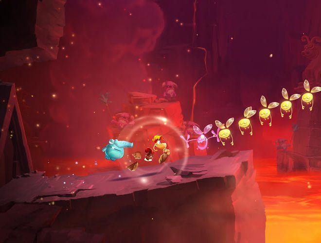 Играй Rayman Приключения on pc 19