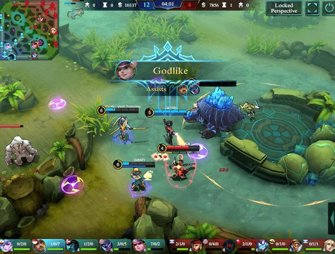 Spiele Mobile Legends: Bang bang auf PC 14