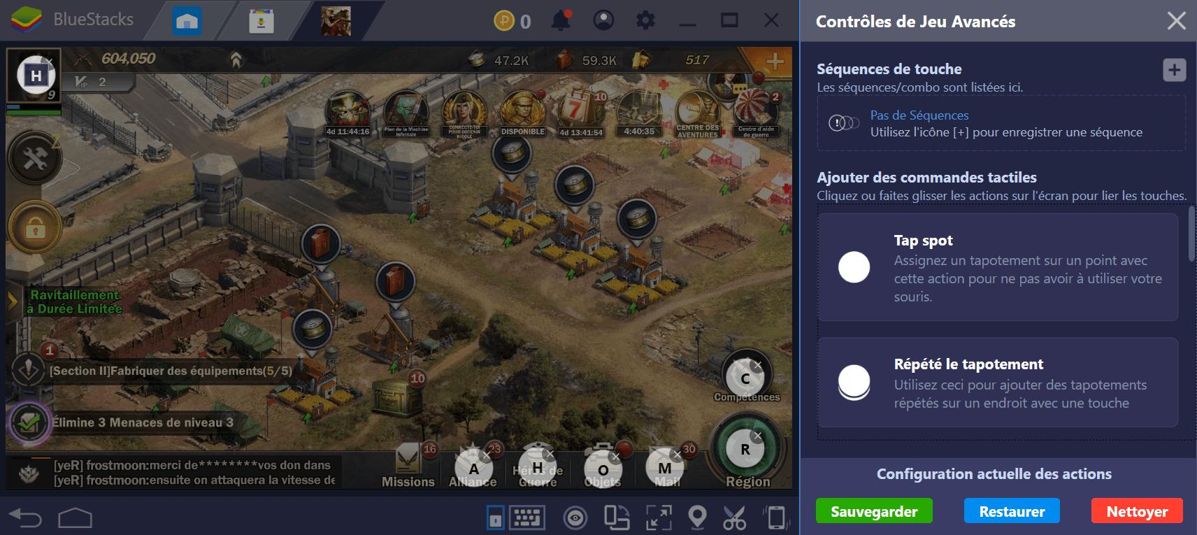Z Day: Guerre des Zombies – Comment jouer sur BlueStacks