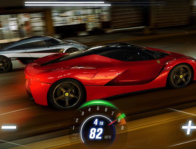 Spiele CSR Racing 2 auf PC 7