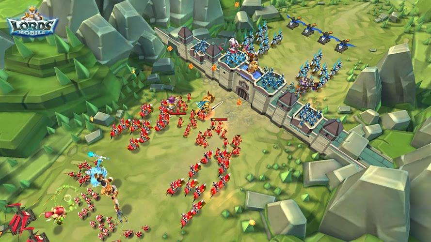 Jogue Lords Mobile para PC 13
