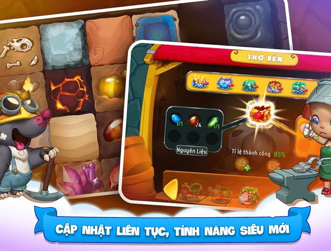 Chơi Khu Vuon Tren May on PC 4