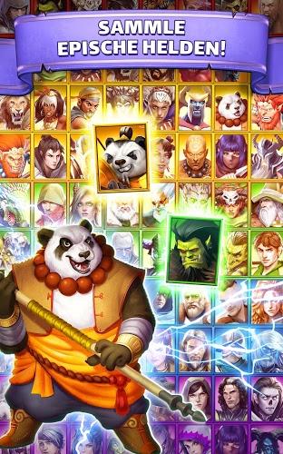 Spiele Empires & Puzzles: RPG Quest auf PC 9