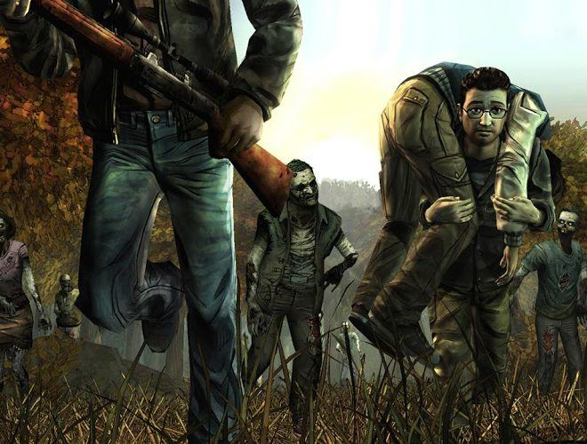 Play The Walking Dead: Season One on PC 5