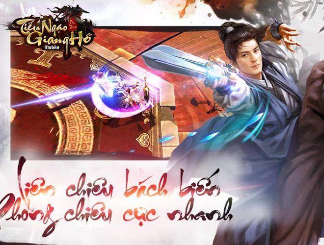 Chơi Tiếu Ngạo Giang Hồ 3D on pc 8