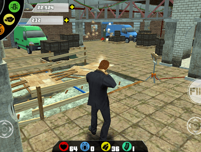 Play San Andreas Real Gangsters 3D on pc 8