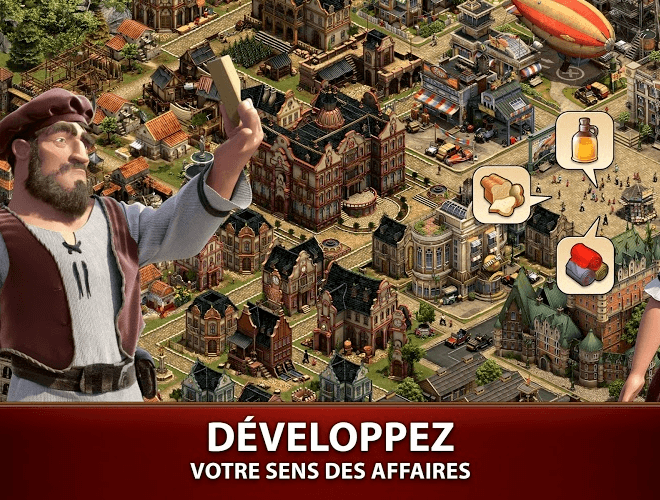 Jouez à  Forge of Empires sur PC 13
