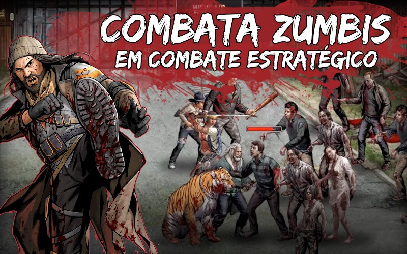 Jogue The Walking Dead: Jornada de Sobrevivência para PC 18