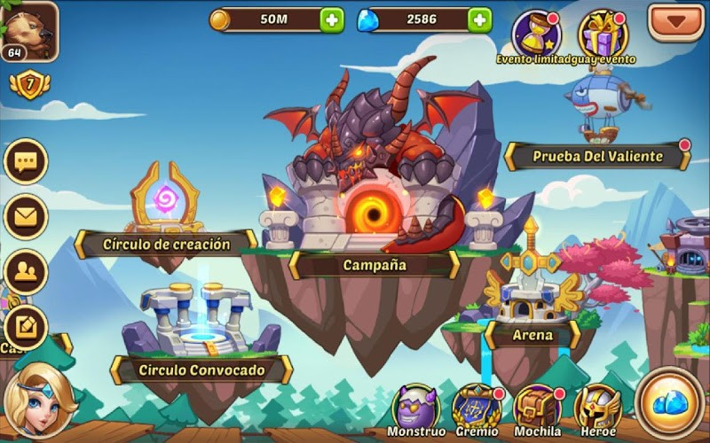 Juega Idle Heroes on PC 16