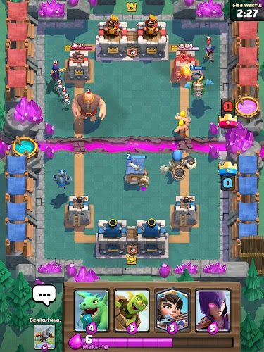 Main Clash Royale on PC 14