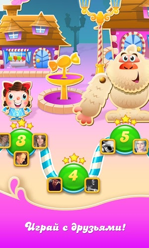 Играй Candy Crush Soda Saga На ПК 6