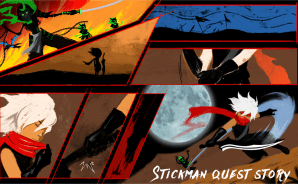 Stickman Quest