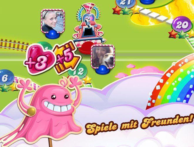 Spielen Candy Crush on pc 12