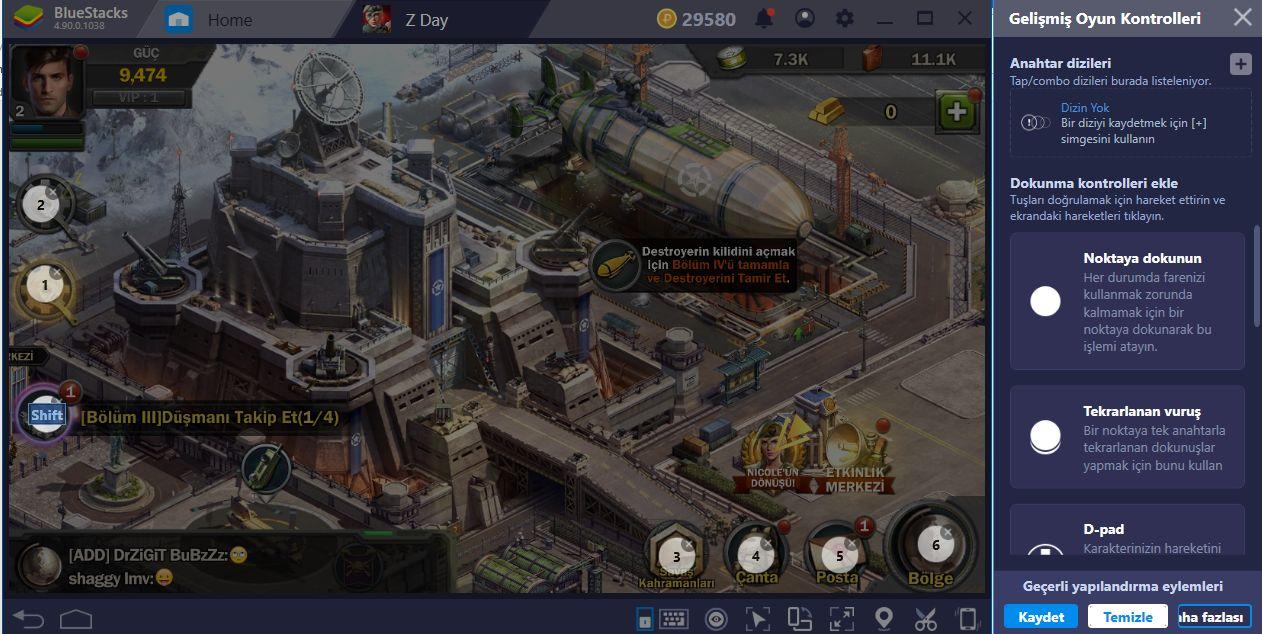 Z-Day: Hearts Of Heroes'i BlueStacks İle Oyna, Dünyayı Daha Hızlı Kurtar!