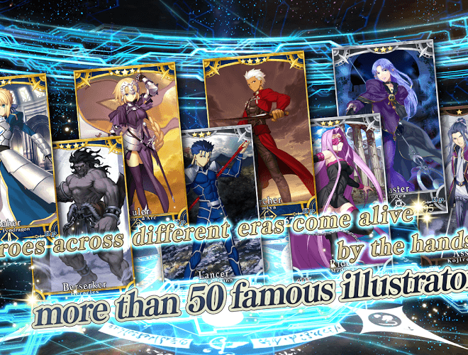 Play Fate/Grand Order on PC 16