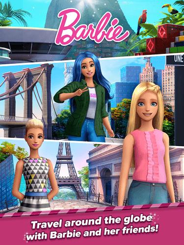 Play Barbie Sparkle Blast on PC 9