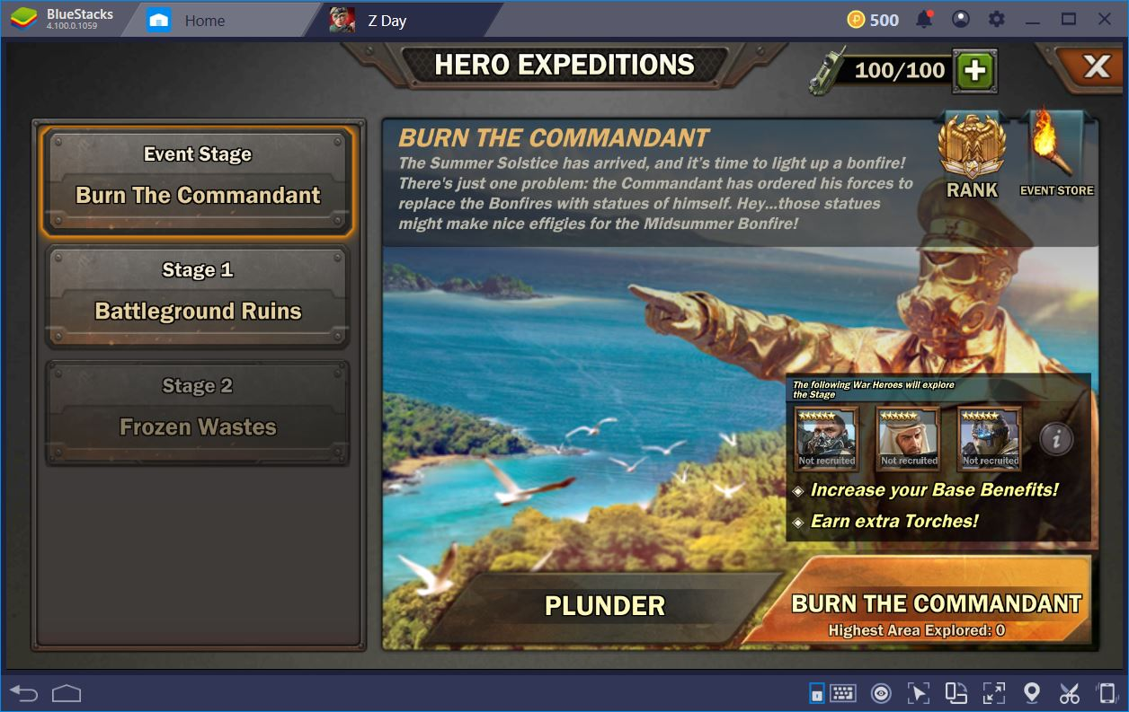 Become a WW2 Military Commander with Z Day: Hearts of Heroes
