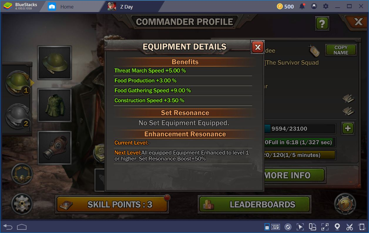 Z Day: Hearts of Heroes - Guide to Getting and Crafting Gear