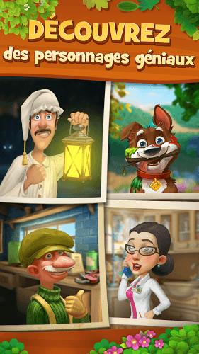 Jouez à  Gardenscapes sur PC 6