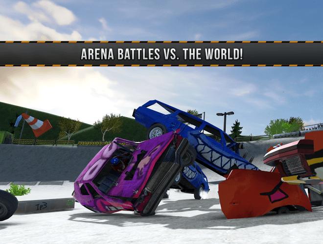 Play Demolition Derby Multiplayer on PC 15