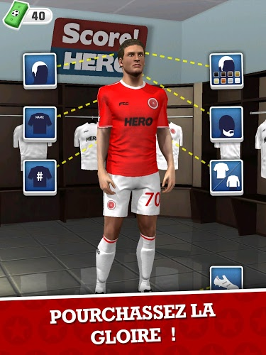 Jouez à  Score! Hero sur PC 11