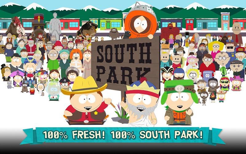 Играй South Park: Phone Destroyer На ПК 15