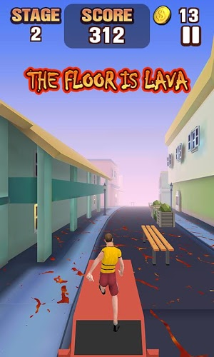 Play The Floor Is Lava on PC 3