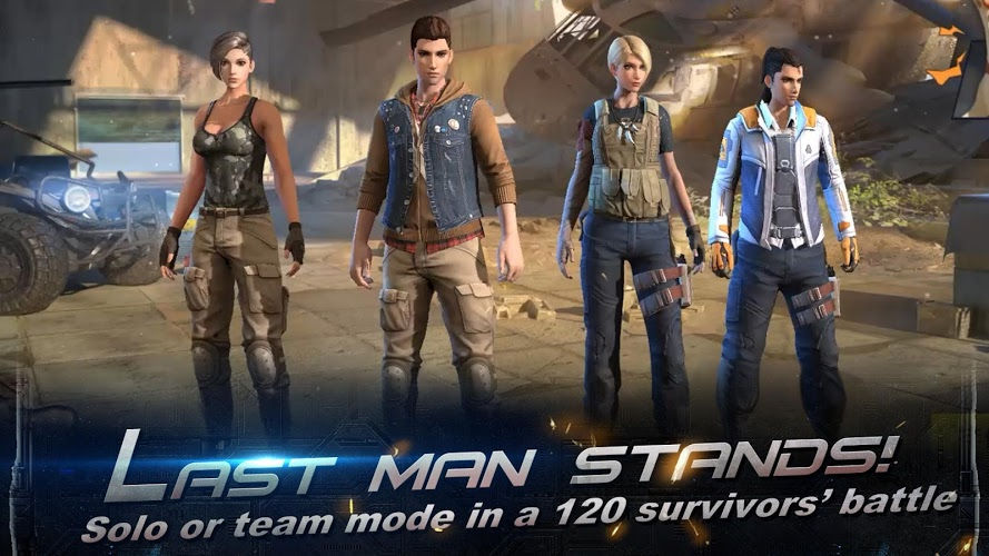 Jogue Rules of Survival para PC 5