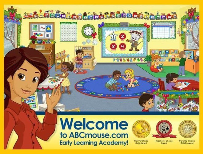 Play ABC Mouse on PC 10