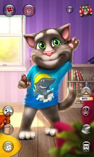 Play Talking Tom Cat 2 on PC 1